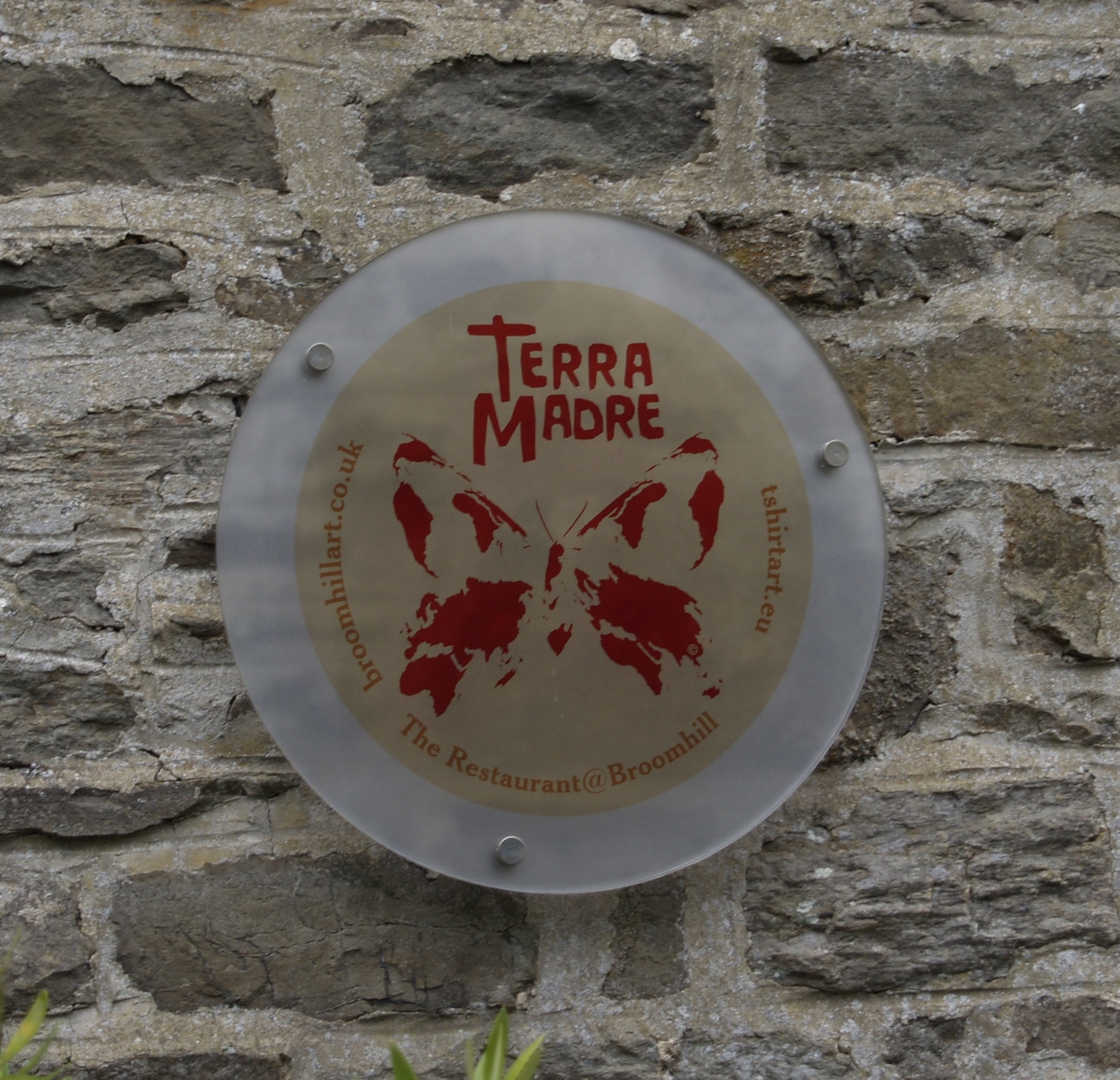 Reserve a table at Terra Madre at Broomhill Art Hotel
