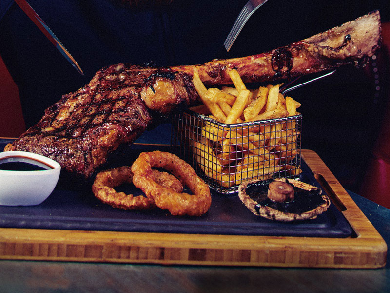 TGI Fridays - Covent Garden - London
