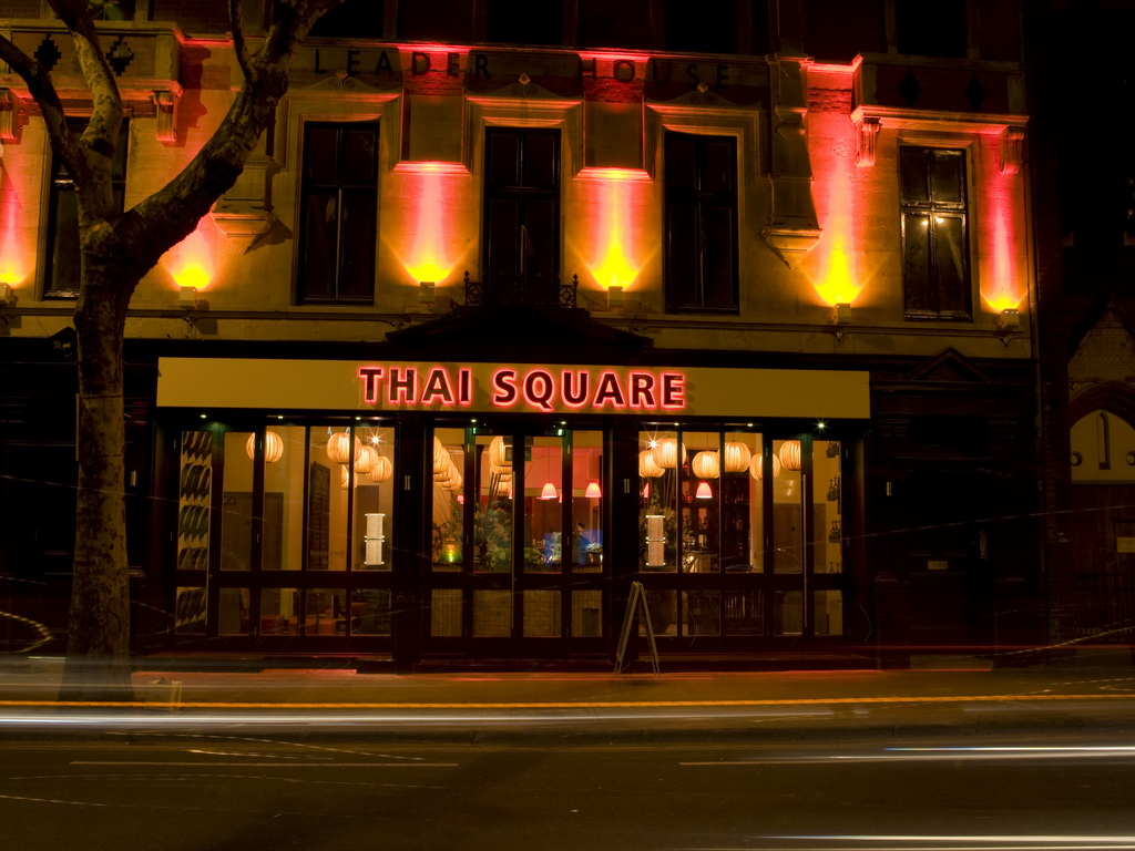 Thai Square - Covent Garden - London