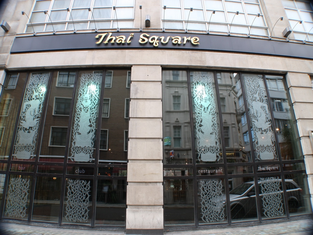 Thai Square - Minories - London