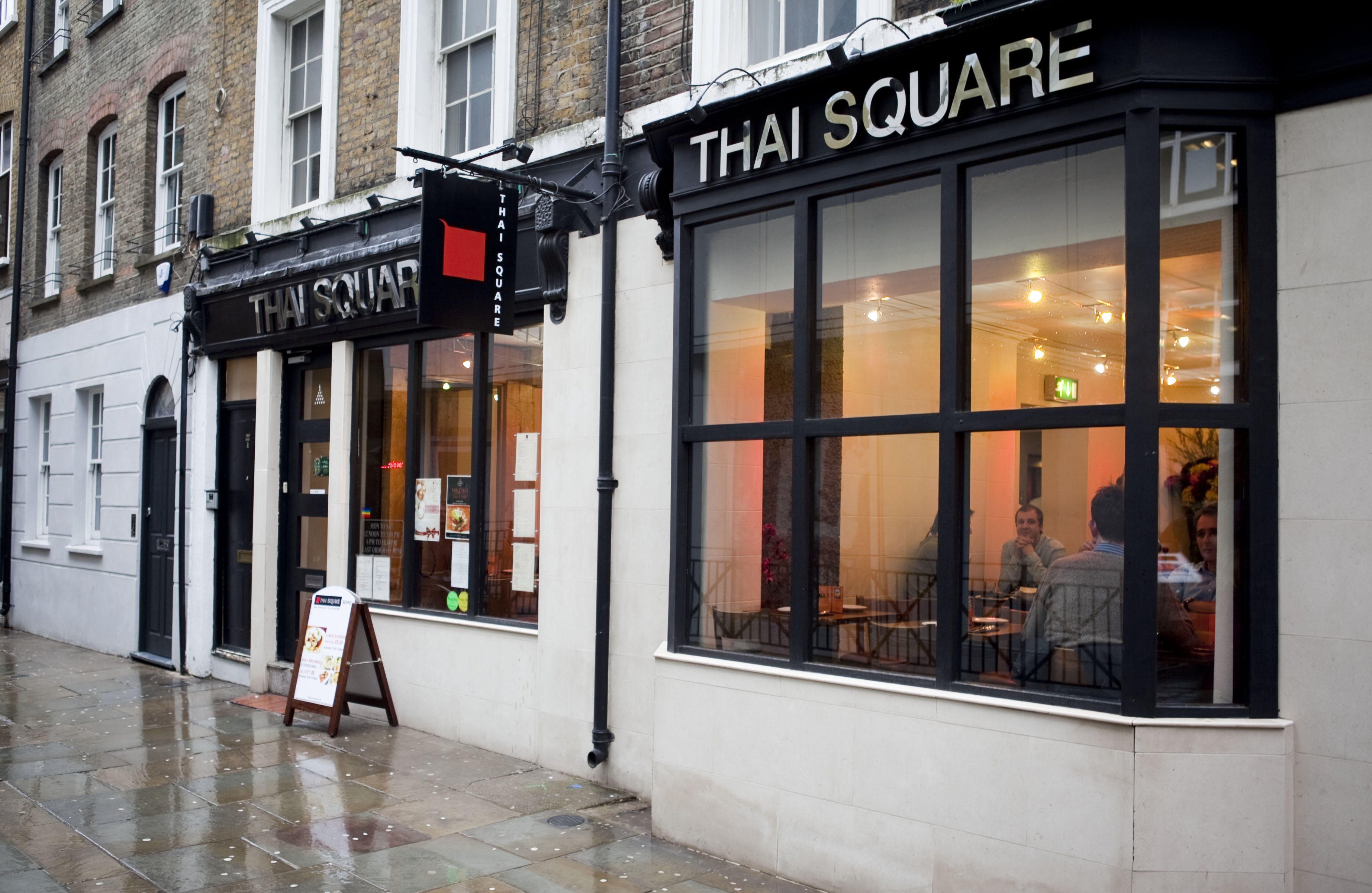 Réserver une table à Thai Square - Soho