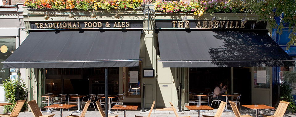 The Abbeville - London