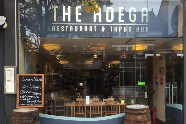 The Adega Restaurant & Tapas Bar - London