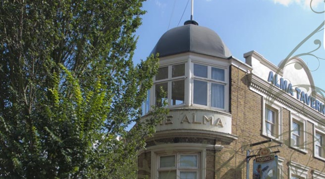 Reserve a table at The Alma Wandsworth