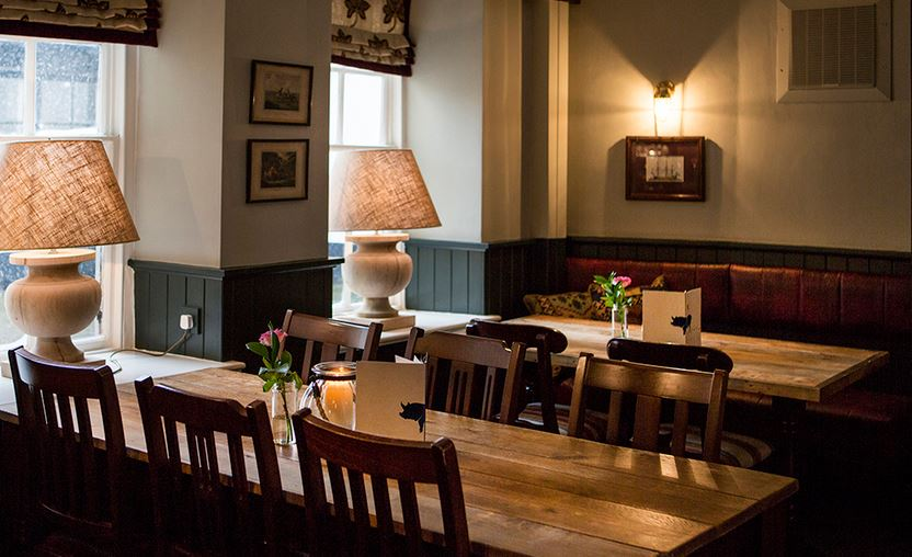 The Angel and Blue Pig - Hampshire