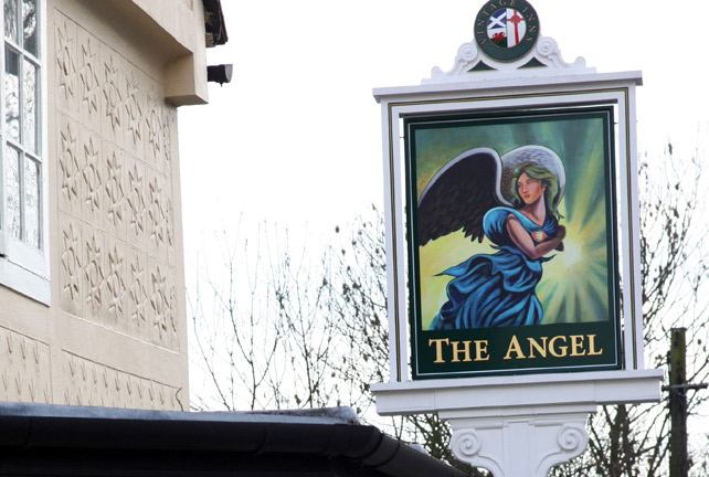 The Angel - Broomfield - Essex