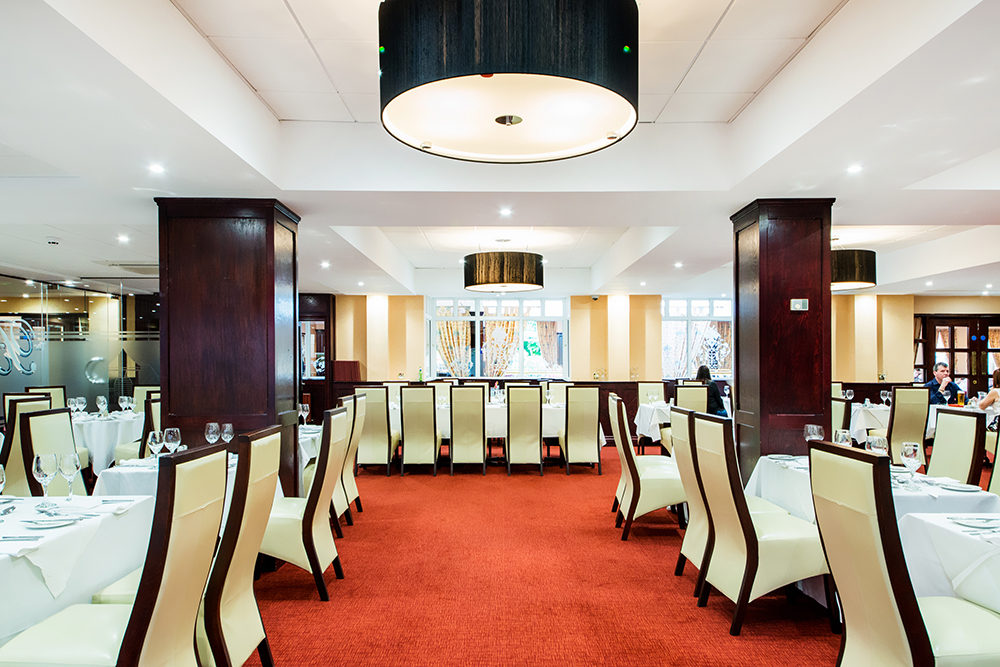 Burgundy Restaurant at the Arden Hotel - West Midlands