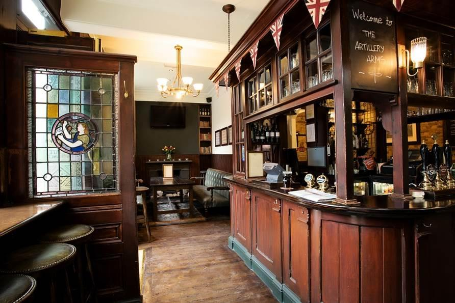 The Artillery Arms - London