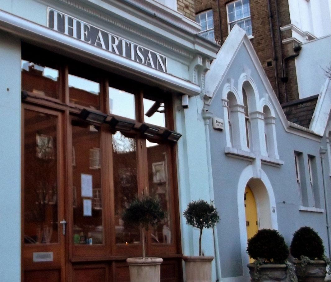The Artisan Bistro - London
