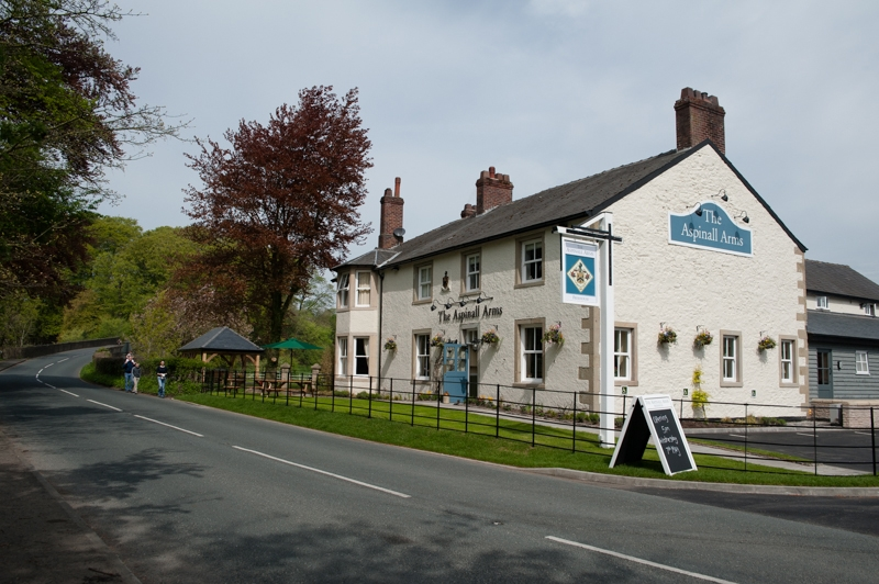 The Aspinall Arms - Lancashire