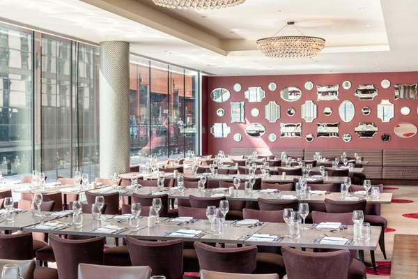The Association Restaurant @ Hilton London Wembley - Yttre London