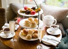 Afternoon Tea at Lainston House - Hampshire