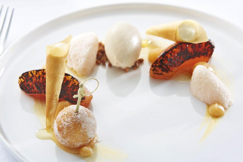 Avenue Restaurant at Lainston House - Hampshire