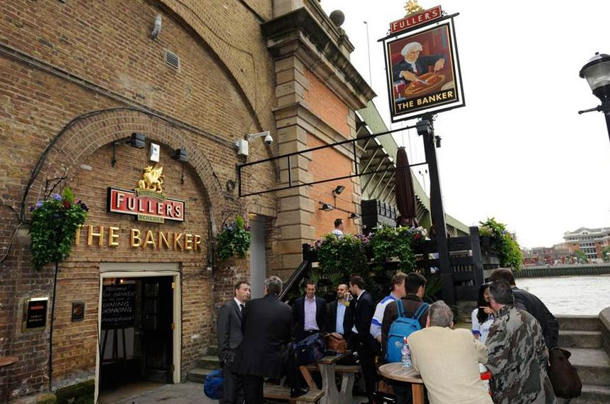 The Banker - London