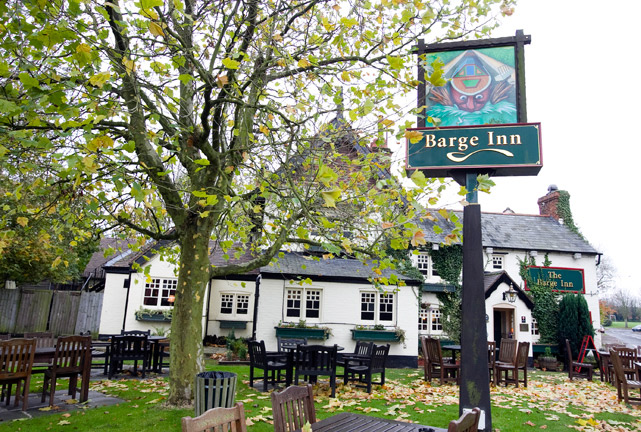 The Barge - Buckinghamshire