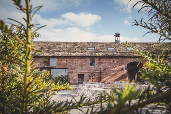 The Barn at Moor Hall - Liverpool