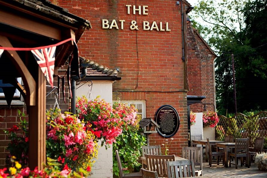 The Bat and Ball - Hampshire
