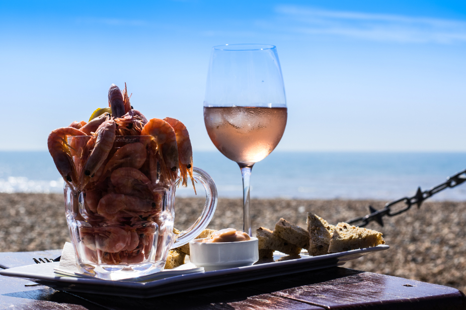 The Beachside Restaurant at The Cooden Beach Hotel - East Sussex