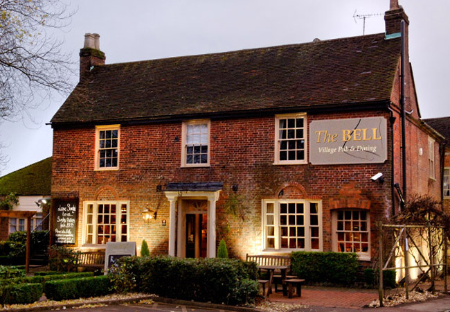 The Bell - Aston Clinton - Buckinghamshire