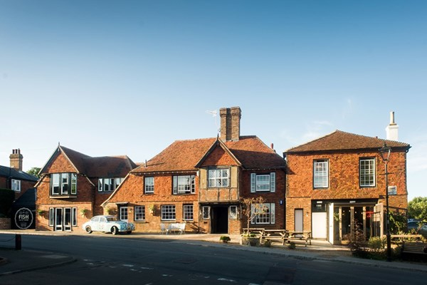 The Bell - Ticehurst - East Sussex
