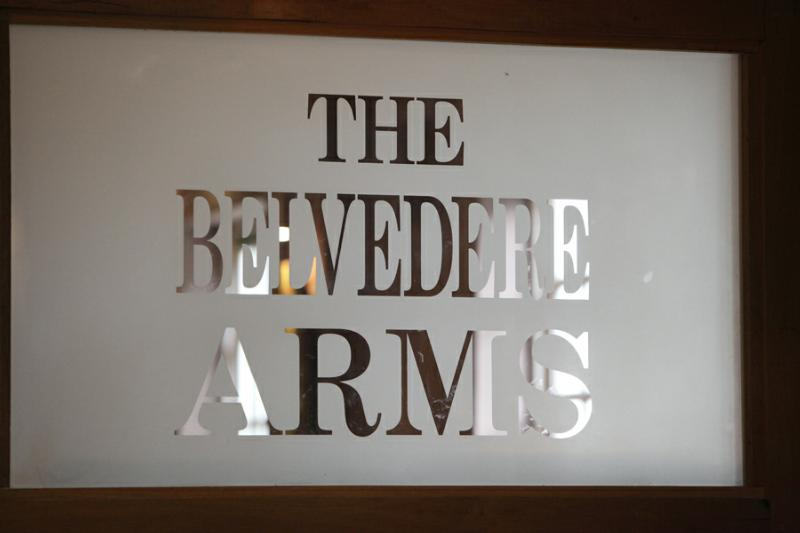 The Belvedere Arms - Berkshire