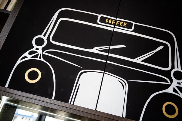 The Black Cab Coffee Co - London