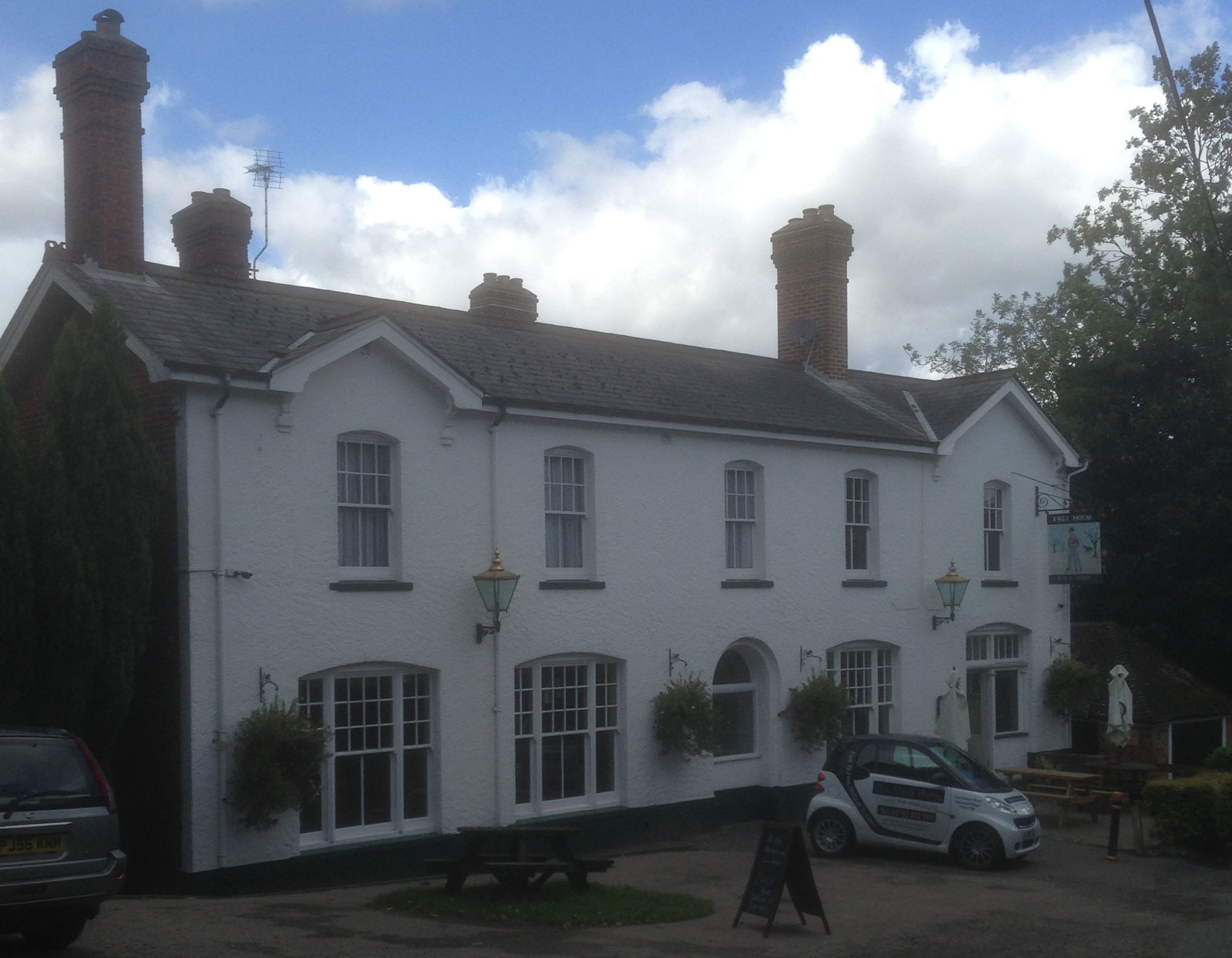 The Black Horse - Stansted - Kent