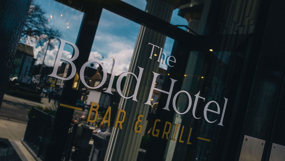 The Bold Hotel Bar & Grill - Merseyside