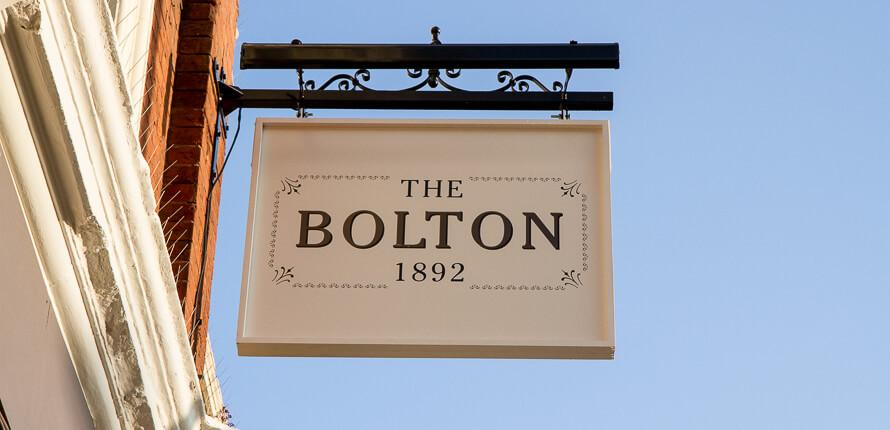 The Bolton - London