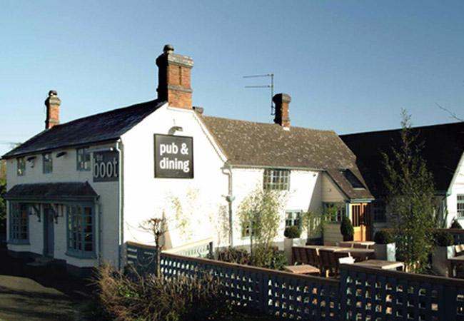 The Boot Inn - Warwickshire