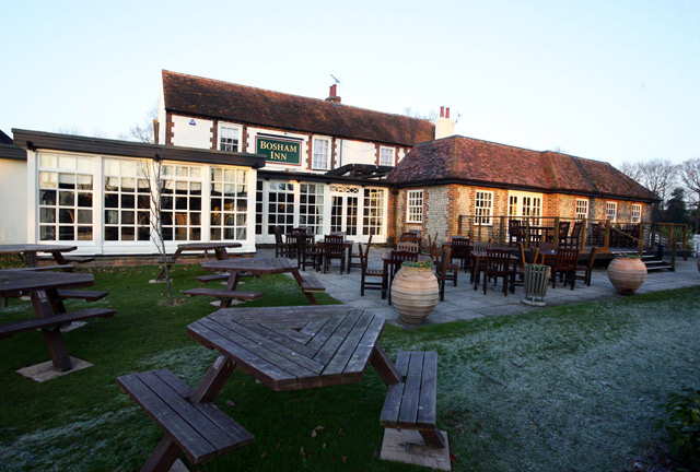 Reserve a table at The Bosham