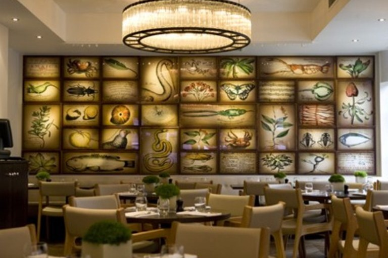 The Botanist London Restaurant Menu