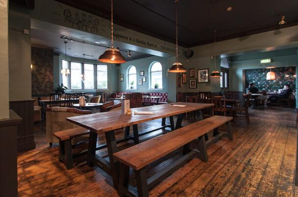 The Brandling Arms - Newcastle