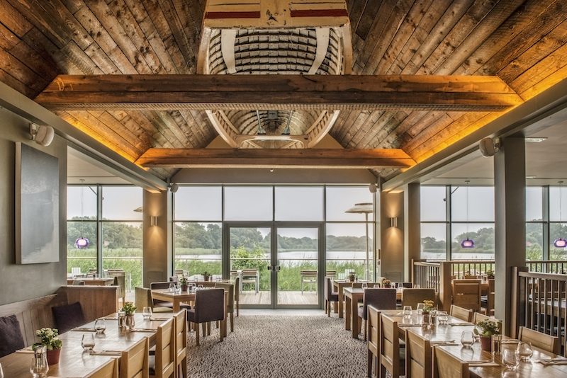 The Brasserie at Cotswold Water Park - Gloucestershire