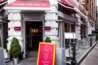 The Brasserie at Mercure London Bloomsbury - London