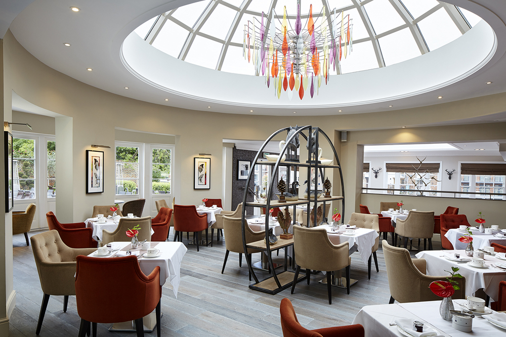 The Brasserie at Sir Christopher Wren - Berkshire
