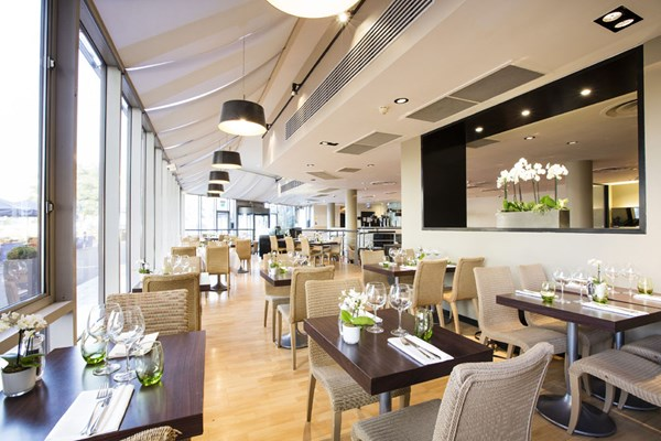 The Brasserie At The Tower Hotel St Katharine S Dock