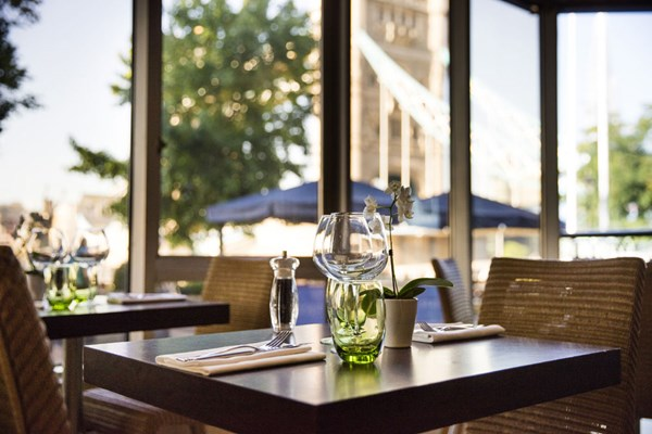 The Brasserie at the Tower Hotel - London