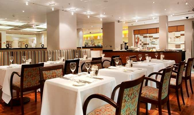 Reserve a table at The Brasserie & Lounge at Hilton Paddington