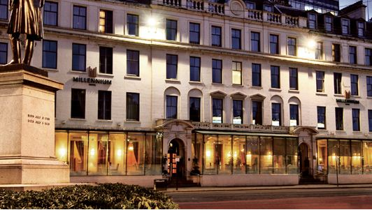 The Brasserie on George Square - Glasgow