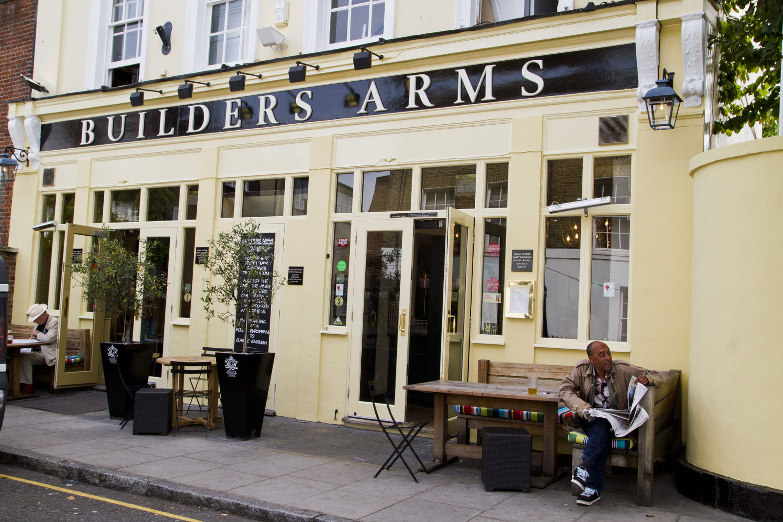 The Builders Arms - London