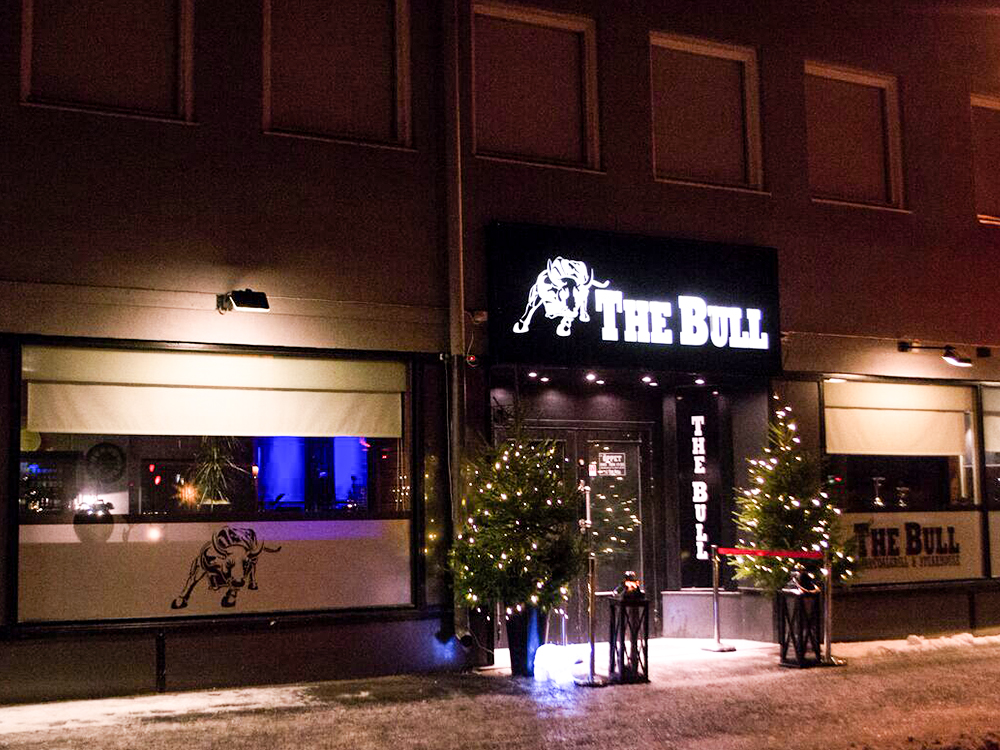 The Bull Charcoalgrill & Steakhouse - Norrbotten