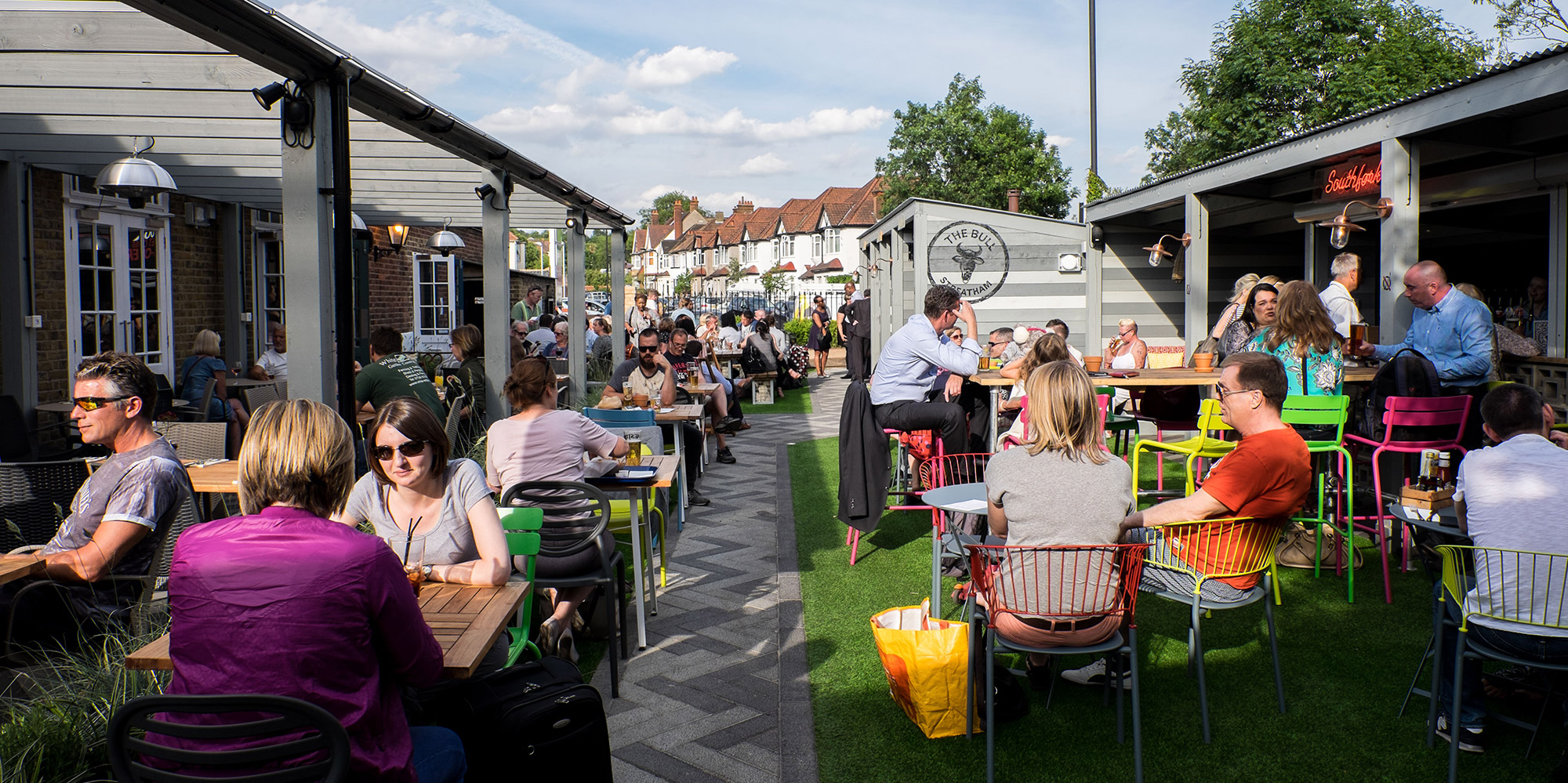 The Bull - Streatham - London