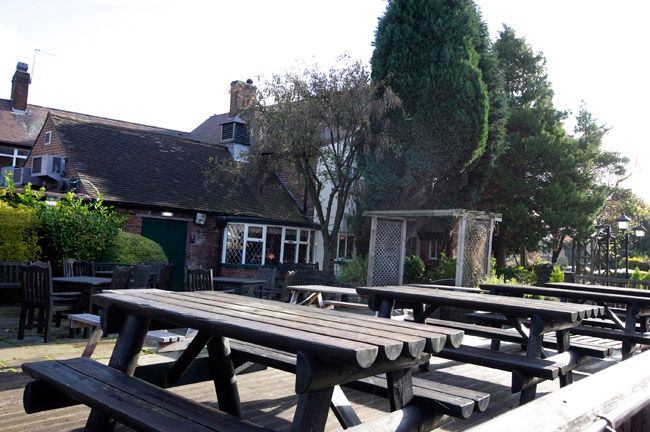 The Bull's Head - Lichfield - Staffordshire