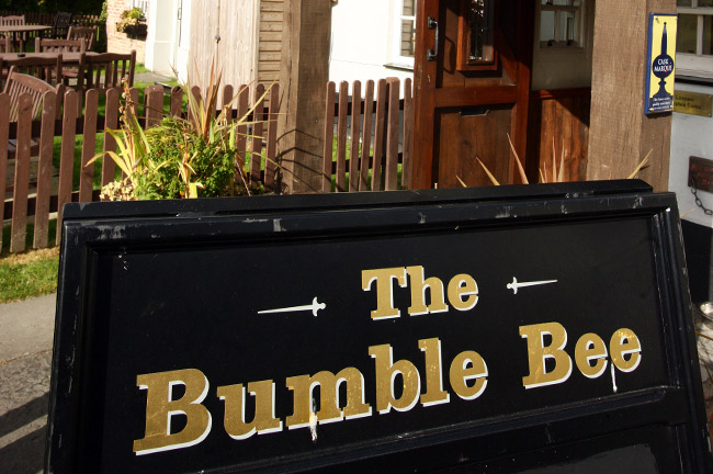 The Bumble Bee - Gloucestershire