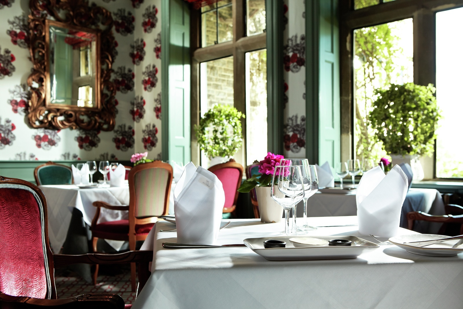 The Camellia Restaurant - West Sussex