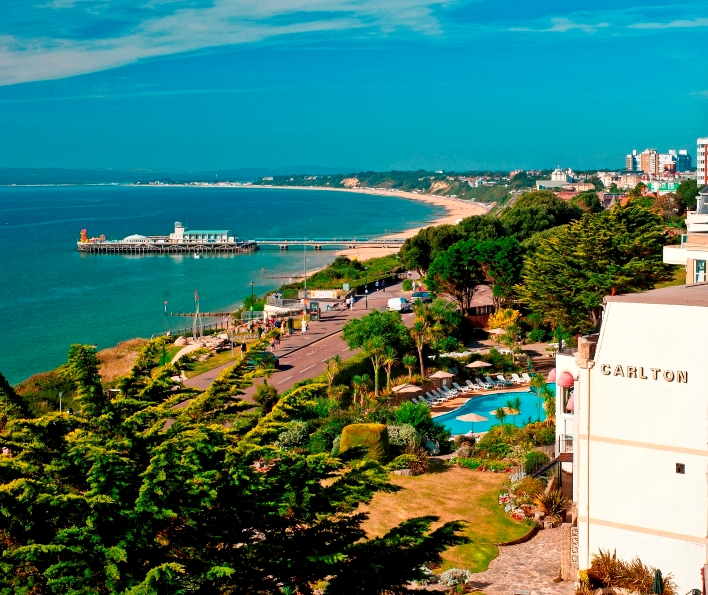 Reserve a table at The Carlton Hotel - Bournemouth
