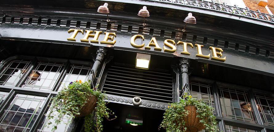 The Castle - Farringdon - London