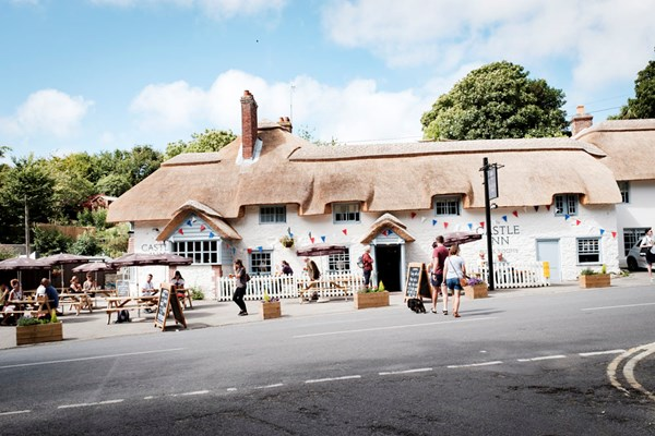 The Castle Inn Wareham - Dorset