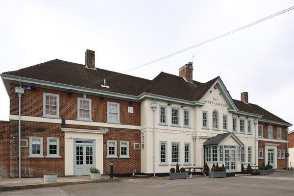 The Caversham Rose - Berkshire